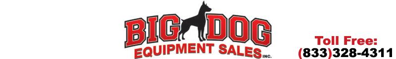 Big Dog Equipment Logo